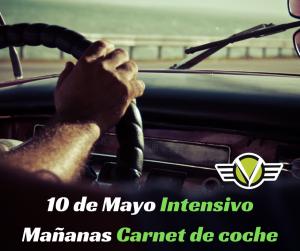 3 de mayo Intensivo carnet de coche (1)
